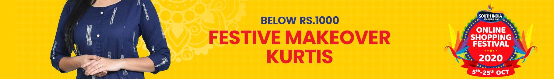 Kurtis Below Rs 1000