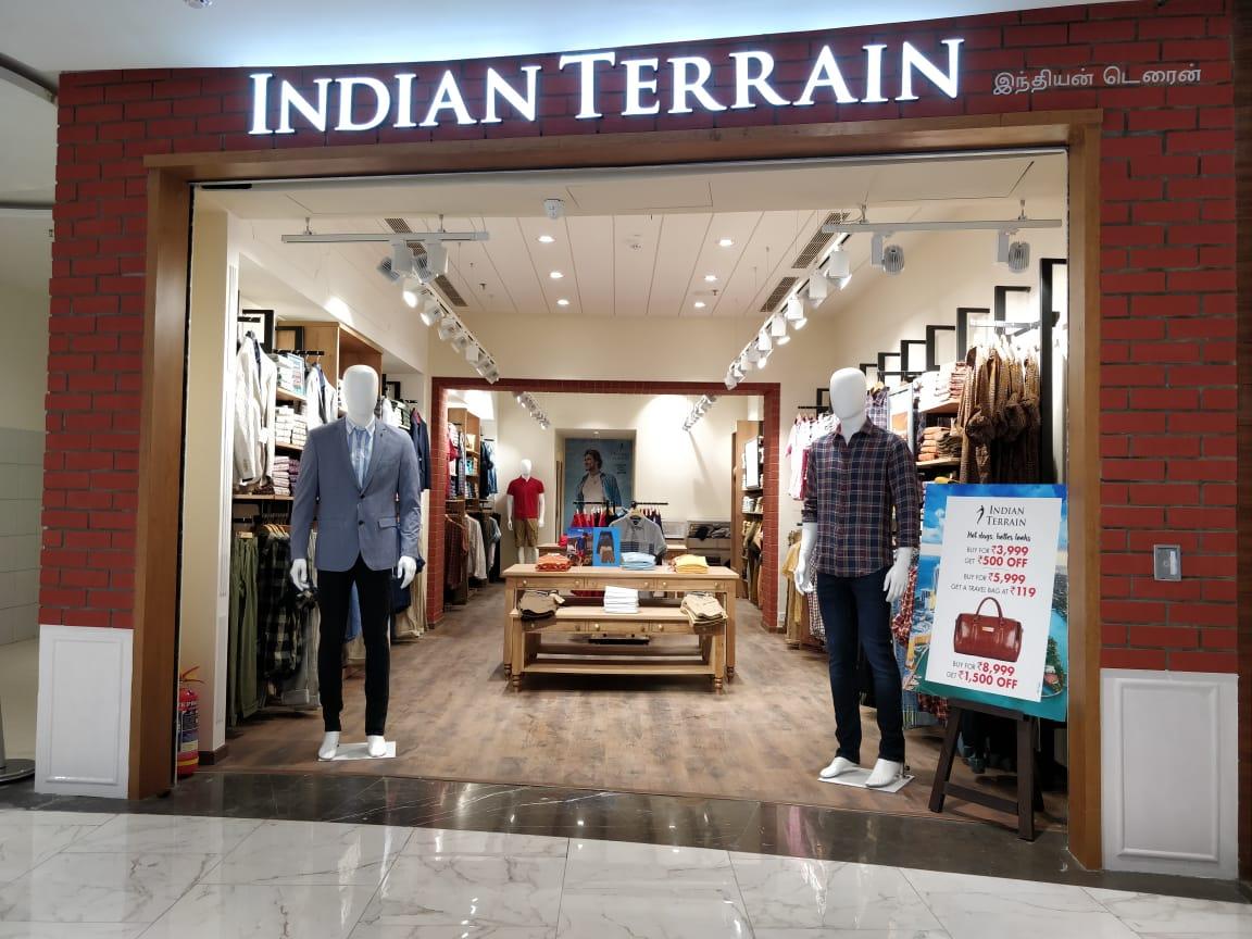 South India Shopping Mall - Marina Mall