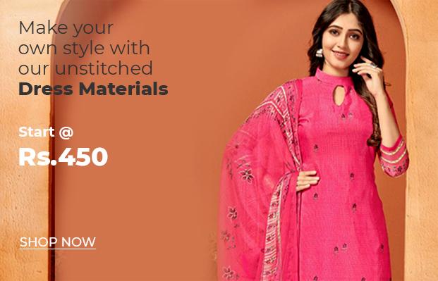 Unstitched Dress Materials